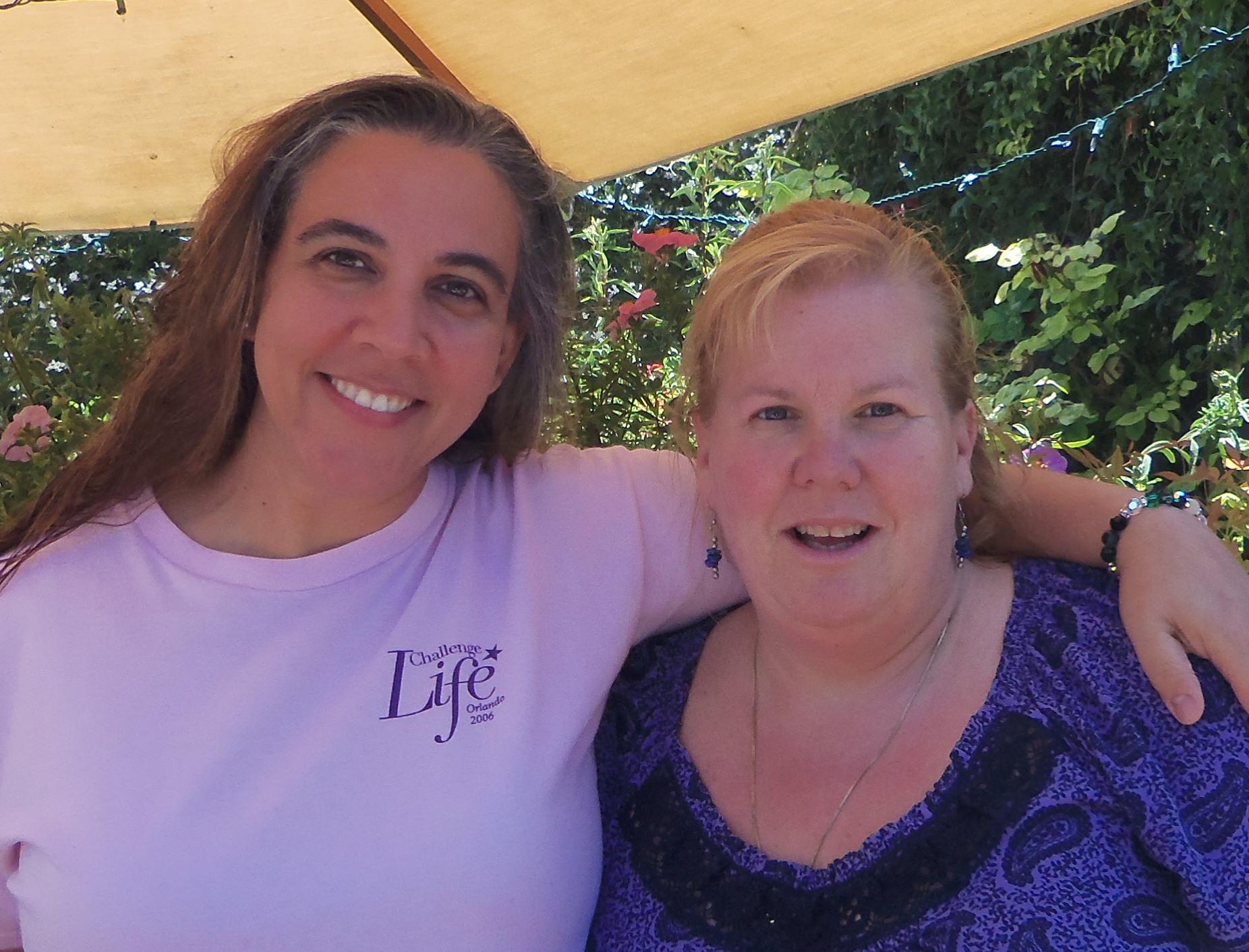 Laura P. Clark and Felicia D'Haiti