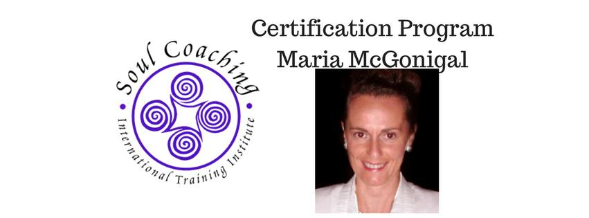 Practitioner Training with Maria McGonigal