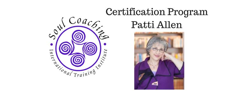 Practitioner Training with Patti Allen